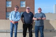 Art Kruse, Scott Deal and Steve Hatch