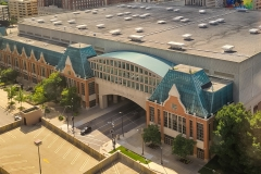 Wisconsin Center from Hyatt
