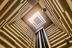 Inside the Hyatt