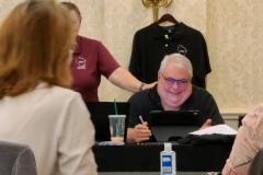 General Chairman Scott Deal