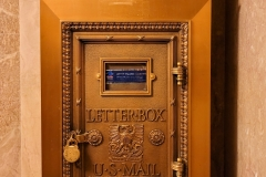 Outgoing mail box